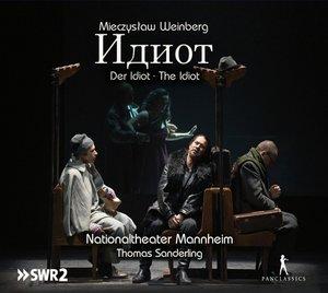 Der Idiot (Oper in 4 Akten)