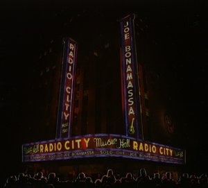 Live at Radio City Music Hall (CD+DVD)