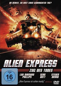 Alien Express - Zug des Todes