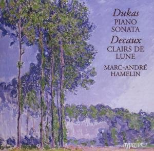 Klaviersonate/Clairs De Lune