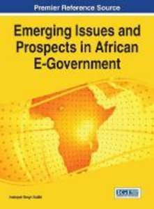 Emerging Issues and Prospects in African E-Government