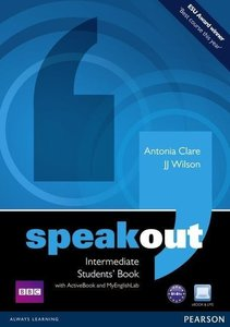 Speakout Intermediate. Students' Book (with DVD / Active Book) &
