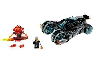 LEGO® Agents 70162 - Infearnos Interceptor