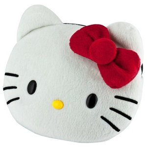 Tasche Hello Kitty Plüsch HK400 für Nintendo DS