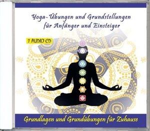Yoga Übungen und Grundstellungen für Zuhause