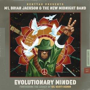 Kentya Presents M1: Evolutionary Minded