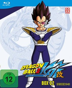 Dragonball Z Kai - Box 2