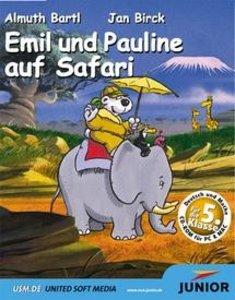Emil und Pauline auf Safari. CD-ROM für Windows 95/98, MacOS