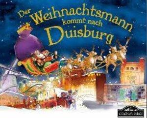 Der Weihnachtsmann kommt nach Duisburg