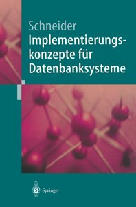 Implementierungskonzepte für Datenbanksysteme