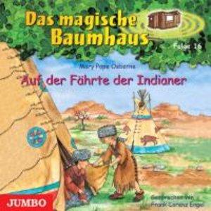 Das magische Baumhaus 16. Auf der Fährte der Indianer. CD