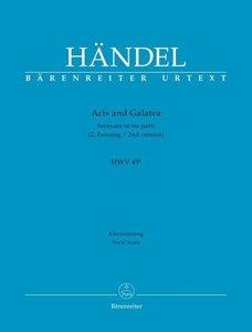 Acis and Galatea HWV 49b (2. Fassung)