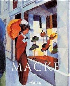 Meseure, A: Macke