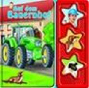 3-Button-Soundbuch, wattiert, Auf dem Bauernhof