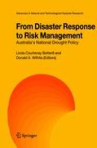 From Disaster Response to Risk Management