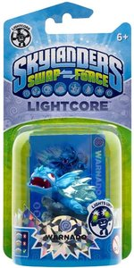 Skylanders Swap Force - WARNADO (Single Character) Light Core