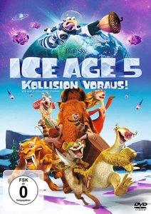 Ice Age 5 - Kollision voraus! + Strandhandtuch Sid
