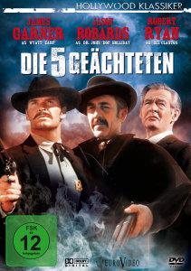 Die 5 Geächteten (DVD)