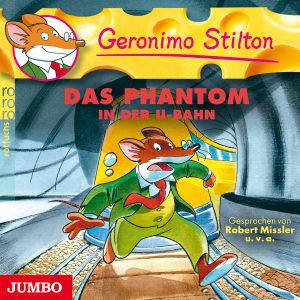 Geronimo Stilton: Das Phanton In Der U-Bahn (4)