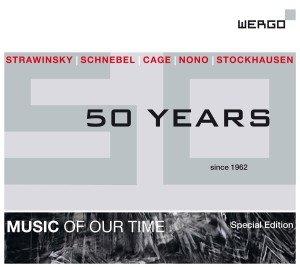 WERGO 50 Years