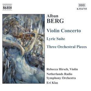Violinkonzert/Lyrische Suite/+