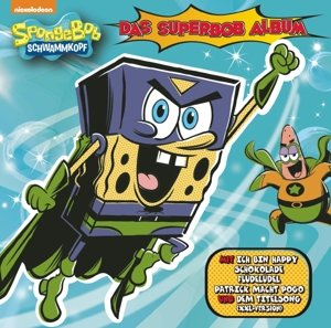 SpongeBob Das SuperBob Album