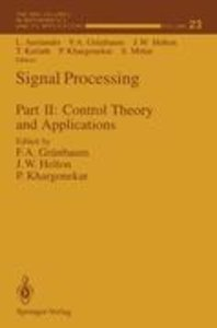 Signal Processing