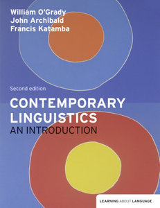 Contemporary Linguistics