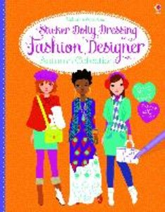 Sticker Dolly Dressing Fashion Designer Autumn: Collection