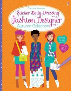 Sticker Dolly Dressing Fashion Designer Autumn: Collection