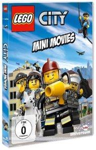 LEGO City Mini Movies-DVD 1