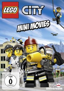 LEGO City Mini Movies-DVD 1