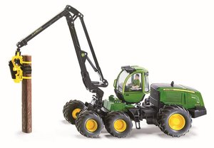 SIKU 4059 - John Deere: Harvester