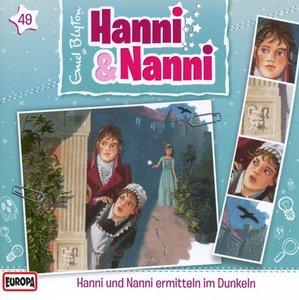 Hanni und Nanni 49 ermitteln im Dunkeln