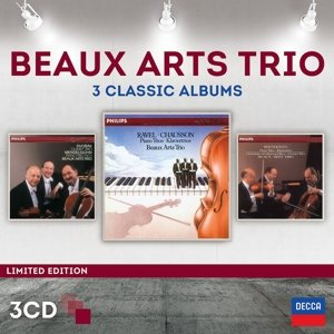 Beaux Arts Trio-3 Classic Albums (Ltd.Edt.)