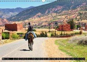 MOROCCO 1001 NIGHTS (Wall Calendar 2015 DIN A3 Landscape)