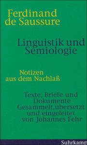 Linguistik und Semiologie
