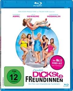 Ziemlich dickste Freundinnen (Blu-ray)
