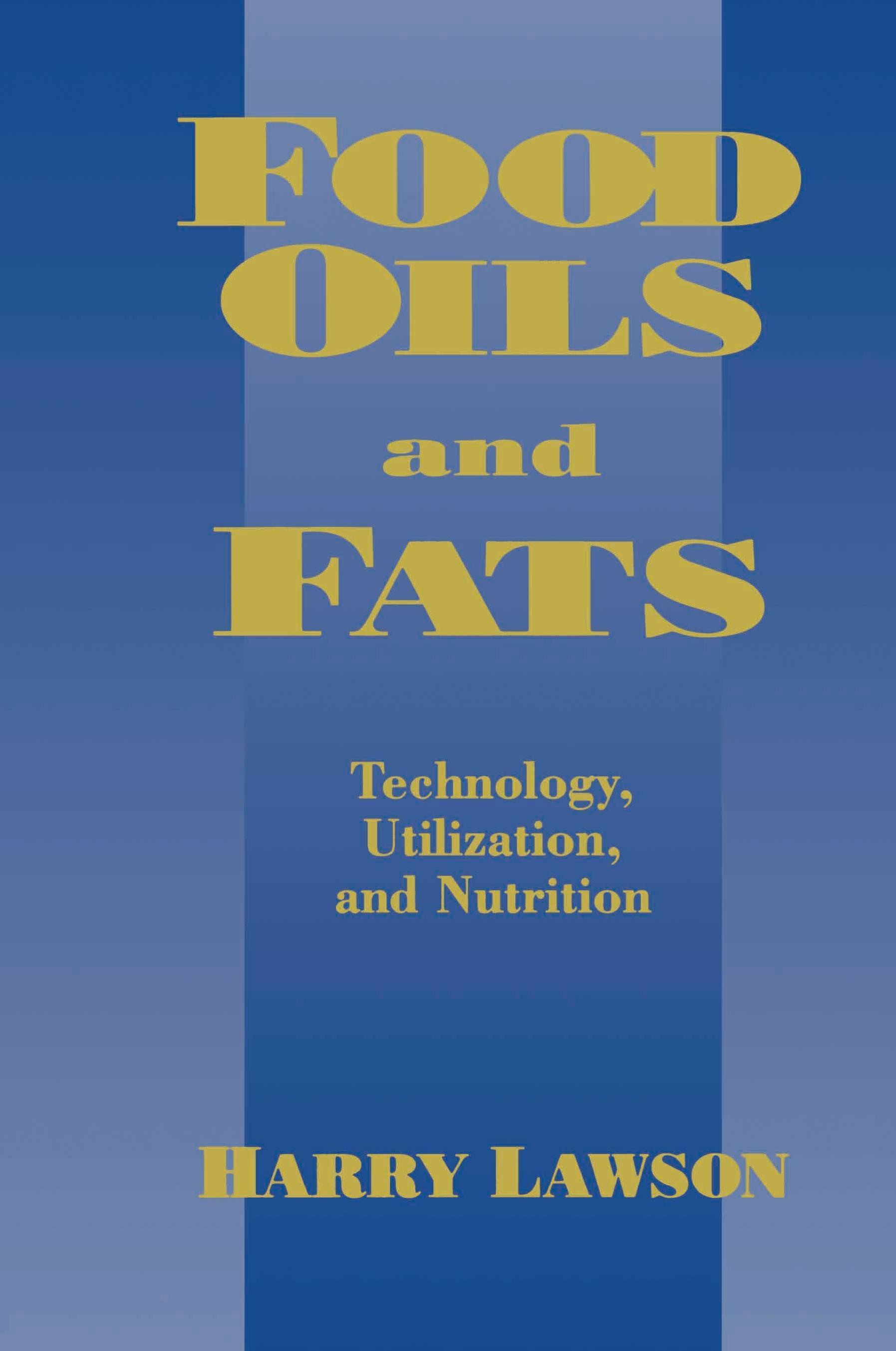Food Oils and Fats - zum Schließen ins Bild klicken
