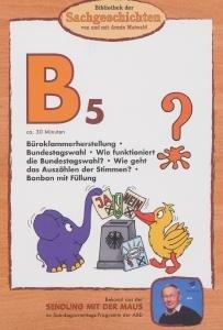 (B5)Büroklamme,Bonbon