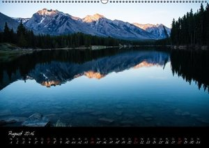 Oh Canada... 2016 (Wandkalender 2016 DIN A2 quer)