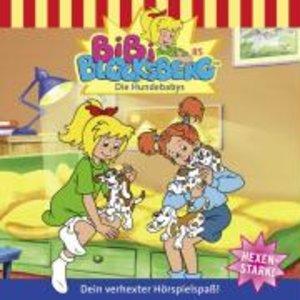 Bibi Blocksberg 85. Die Hundebabys. CD