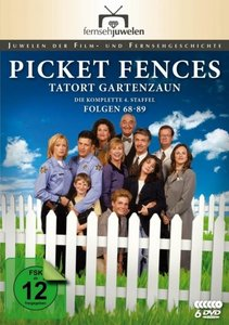 Picket Fences - Tatort Gartenzaun: Die komplette 4. Staffel