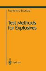 Test Methods for Explosives