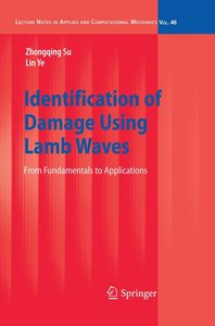 Identification of Damage Using Lamb Waves