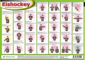 Eishockey: Schiedsrichterzeichen