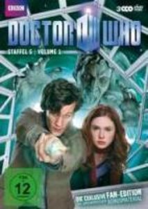 Doctor Who-Staffel 5.1 Fan Edition