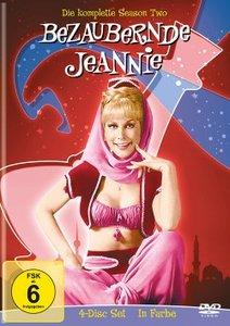 Bezaubernde Jeannie - Die komplette Season 2