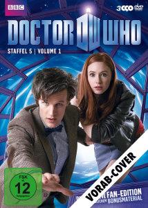Doctor Who-Staffel 5.1 Fan Edition