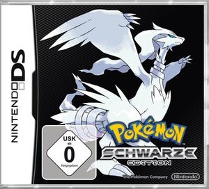 Pokemon Schwarze Edition - Software Pyramide